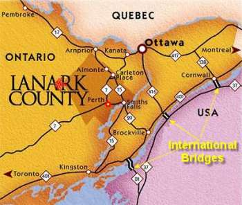 directions to perth ontario